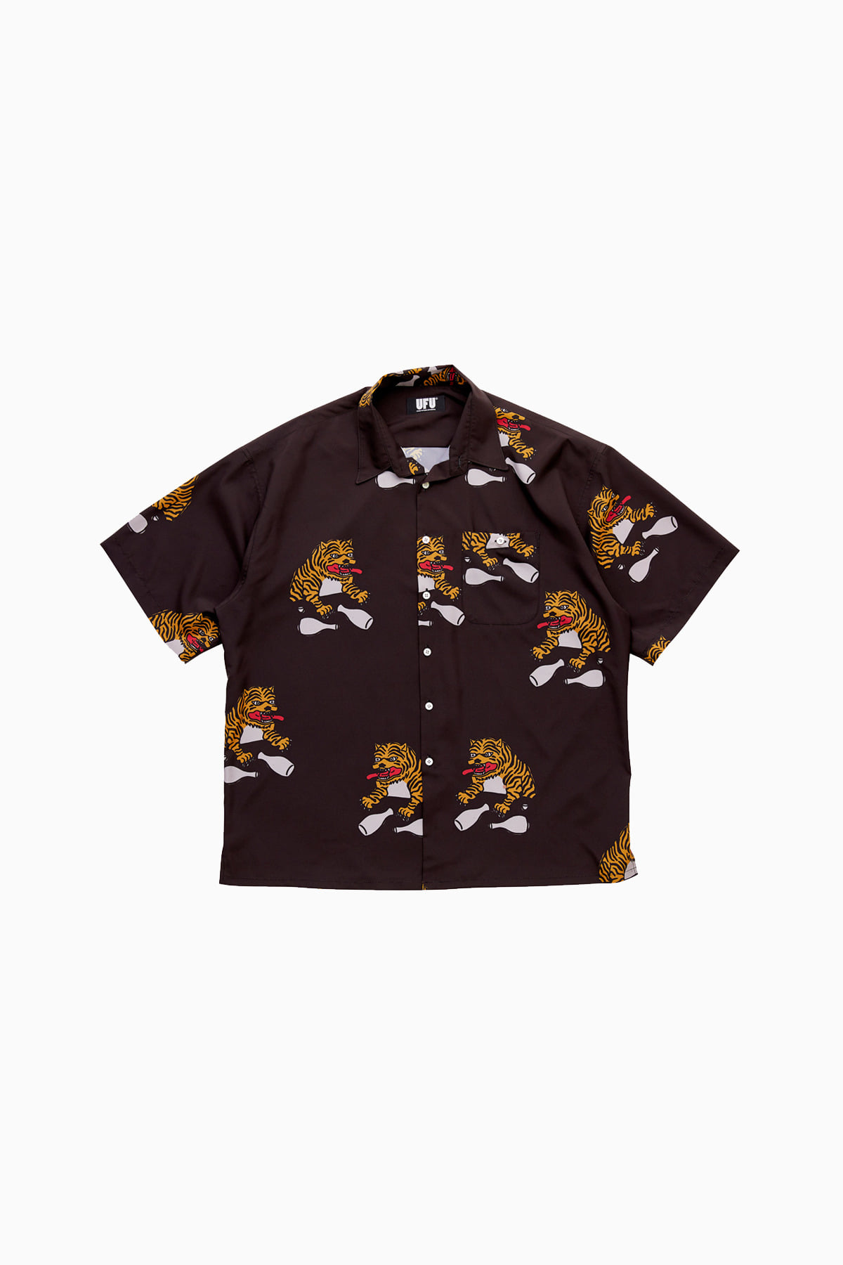 TIGER SHIRT_BLACK