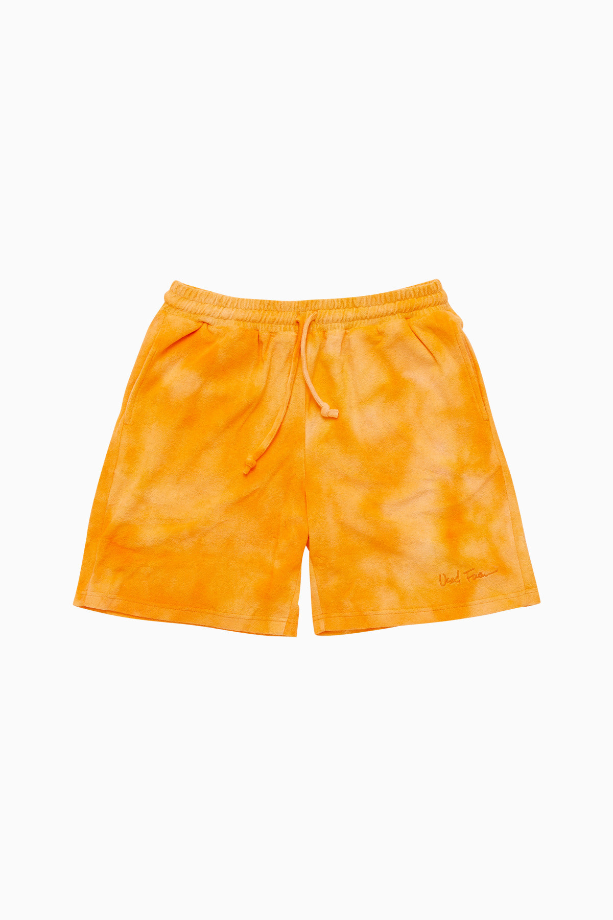 JUICY SHORTS_ORANGE