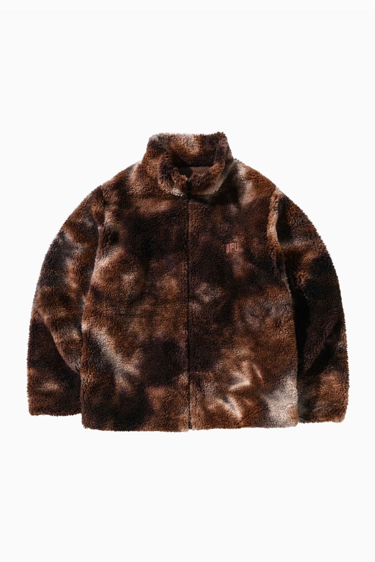 SHERPA JACKET_BROWN