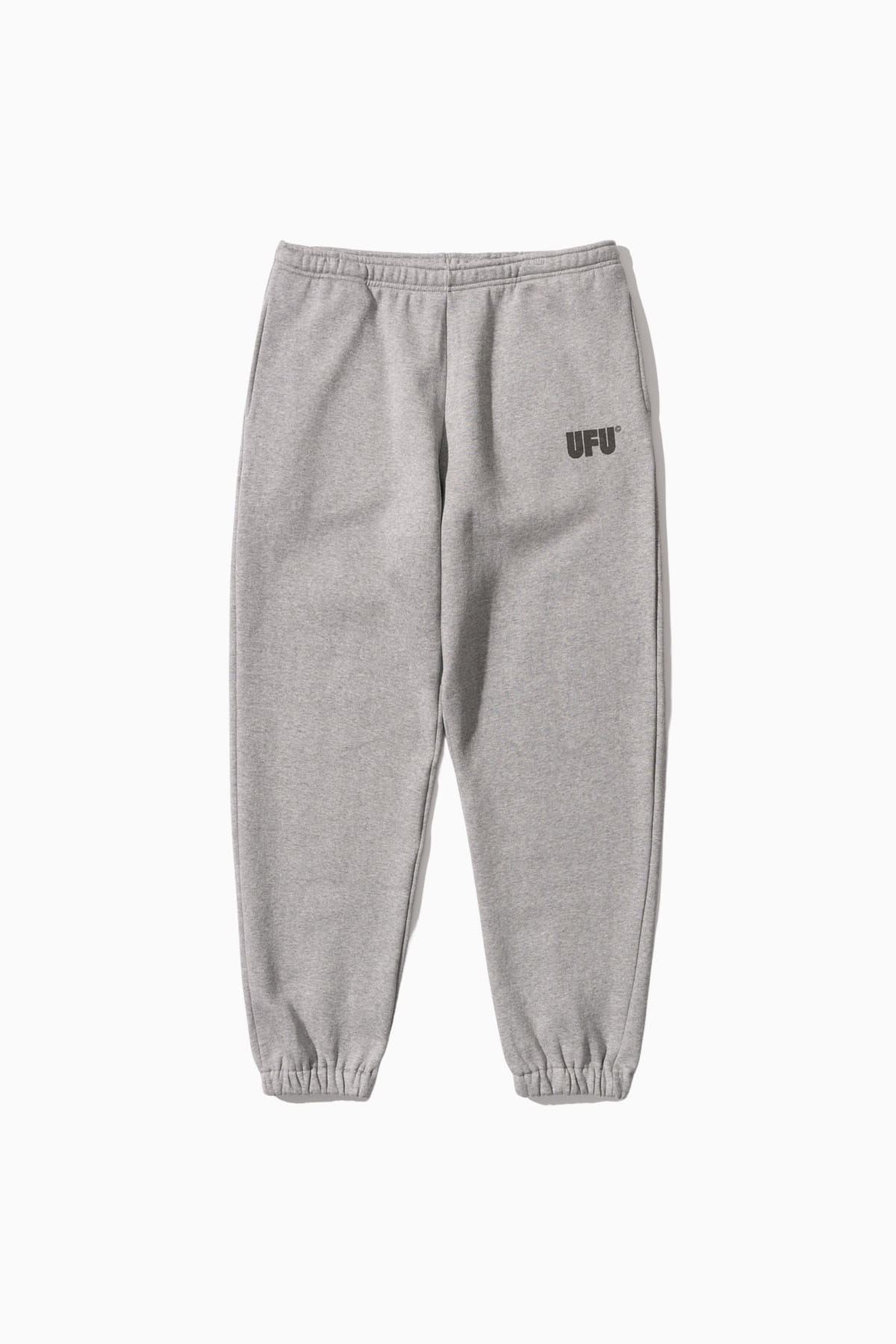 LOGO PIGMENT SWEATPANTS_GREY